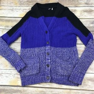 BDG Urban Outfitters Knit Button Cardigan Sweater